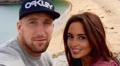 Nadia Forde and Dominic Day