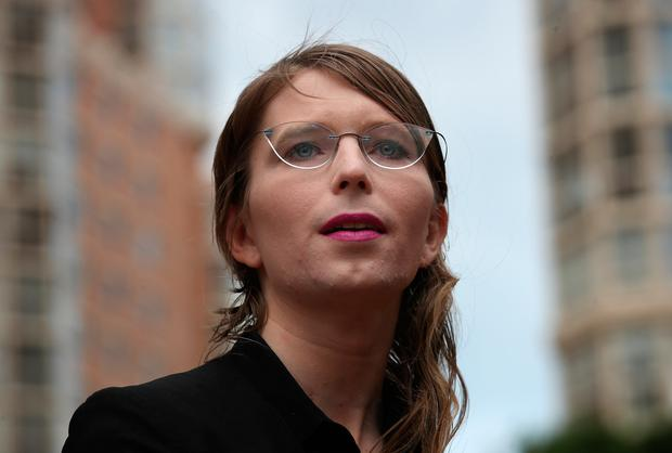 Informant Chelsea Manning. Photo: Getty