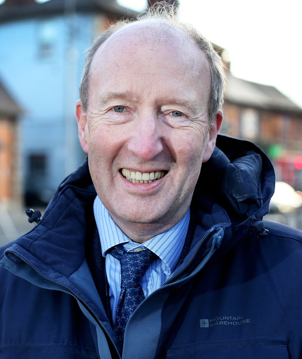 Isolation: Transport Minister Shane Ross announced more rural buses - but rural dwellers want more services. Photo: Steve Humphreys