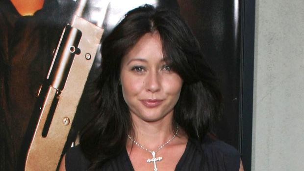 Actress Shannen Doherty has dismissed reports linking her to disruption on the set of the Beverly Hills, 90210 reboot (PA/Andrea Carugati)