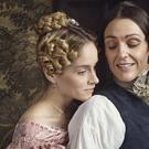 Sophie Rundle and Suranne Jones in Gentleman Jack (Lookout Point/Jay Brooks/PA)