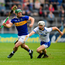 John O'Dwyer of Tipperary in action against Conor Gleeson of Waterford