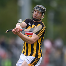 Walter Walsh was one of three Kilkenny players forced off against Carlow through injury. Photo by Ben McShane/Sportsfile