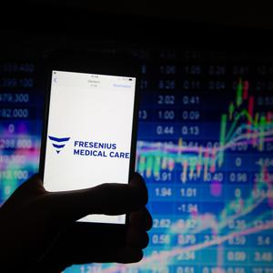 In good health: Fresenius is financially strong despite shares drop. Photo: Alexander Pohl/NurPhoto via Getty Images