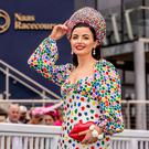 Sarah Cass from Castlekelly, Gowran, Co Kilkenny, was crowned Best Dressed Lady at The Royal Ascot Trials and Ladies Day at Naas