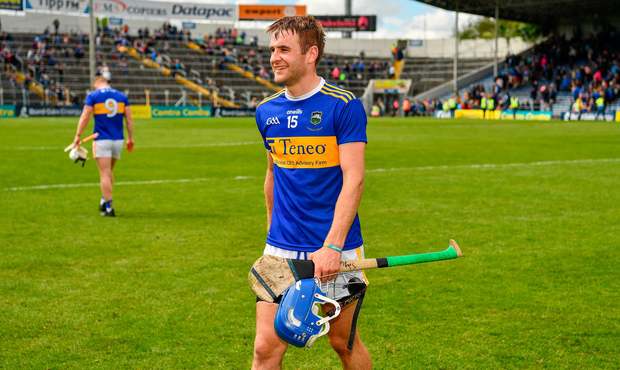 John McGrath of Tipperary after the match. Photo: Sportsfile