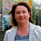 Anne Rabbitte: The Galway TD is standing to become an MEP. Photo: Tom Burke