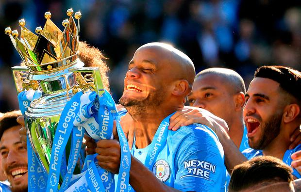 Vincent Kompany will move to Belgian club Anderlecht as player-manager