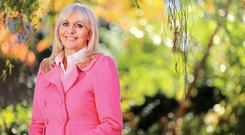 RTÉ's Miriam O'Callaghan. Photo: Gerry Mooney