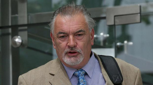 Ian Bailey says authorities in Ireland know he is innocent. Photo: Collins Courts