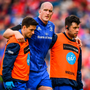 INJURY: Devin Toner. Photo by Ramsey Cardy/Sportsfile