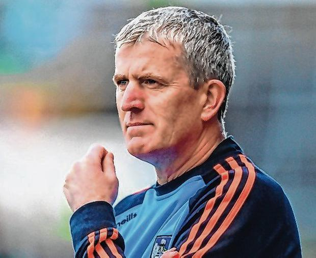 Kiely: Won't have to do much to motivate his team for Waterford game. Photo: Piaras Ó Mídheach/Sportsfile