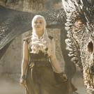 Emilia Clarke as Daenerys in Games Of Thrones (Sky). The fortunes of Sky Atlantic and Game of Thrones have been closely entwined right from the very beginning.