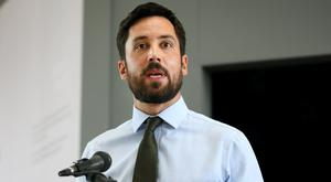 Housing Minister Eoghan Murphy. Photo: Frank McGrath