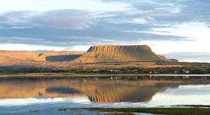 Ben Bulben, Sligo - All images courtesy of Fáilte Ireland