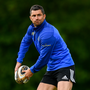 Rob Kearney during Leinster Rugby squad training at Rosemount in UCD, Dublin. Photo by Ramsey Cardy/Sportsfile