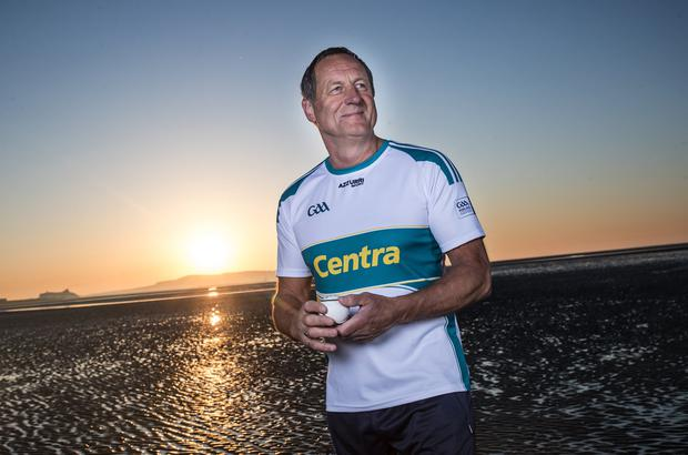 John Meyler is pictured at Centra's launch of the GAA All Ireland Hurling Championship. ©INPHO/Dan Sheridan
