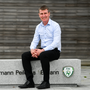 Manager Stephen Kenny poses for a portrait following an Ireland Under-21 squad announcement at FAI Headquarters in Abbotstown, Dublin. Photo by Ramsey Cardy/Sportsfile