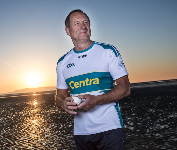 Cork boss John Meyler pictured at Centra's launch of the All-Ireland Hurling Championship. Photo: INPHO/Dan Sheridan