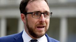 Robert Troy: Said it was a desperate attempt to buy people's votes. Picture: Tom Burke