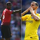 Pogba, Hazard and Sanchez
