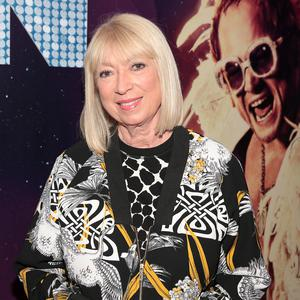 Anne Doyle at the Irish Premiere of Rocketman at the Lighthouse Cinema, Dublin. Picture: Brian McEvoy