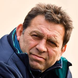 IRFU Performance Director David Nucifora has signed a new three-year deal. (Brendan Moran/Sportsfile)
