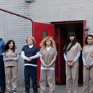 A scene from Orange Is The New Black (Orange Is The New Black)