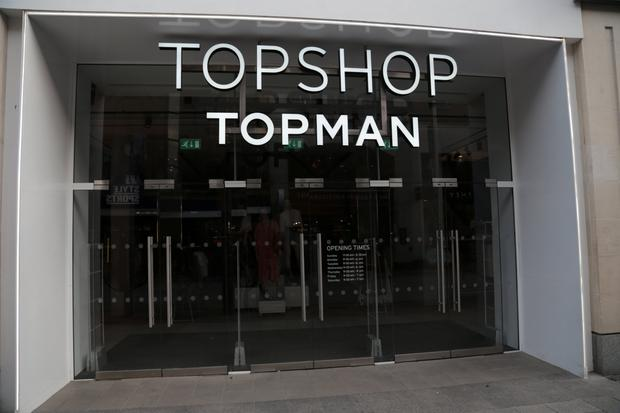 Dublin Stores Expected To Be Affected By Topshop Closures