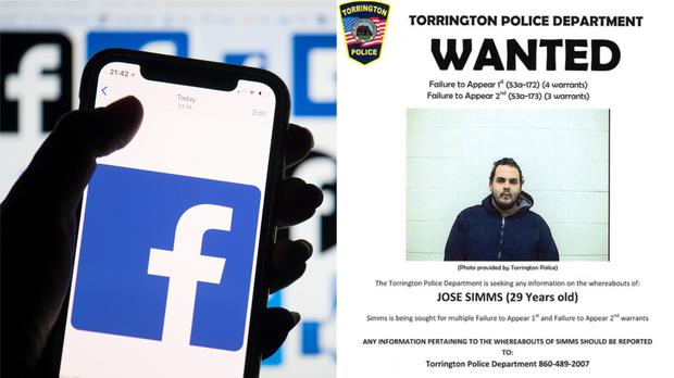 I'll surrender for 15,000 wanted poster 'likes', says