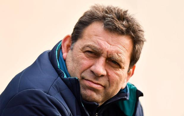 IRFU Performance Director David Nucifora. Photo: Brendan Moran/Sportsfile