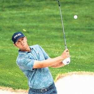 Seamus Power is looking forward to getting into contention at Lahinch. Photo: Getty