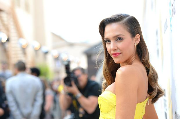 Jessica Alba attends Spike TV's Guys Choice 2013 at Sony Pictures Studios on June 8, 2013 in Culver City, California. (Photo by Jason Merritt/Getty Images for Spike TV)