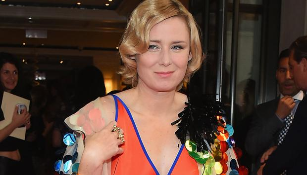 Roisin Murphy leaves from The Mark Hotel for the 2017 'Rei Kawakubo/Comme des Garçons: Art of the In-Between' Met Gala on May 1, 2017 in New York City. (Photo by Ben Gabbe/Getty Images for The Mark Hotel)
