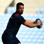 Jean Kleyn during the Munster rugby captain's run at Ricoh Arena in Coventry, England. Photo by Brendan Moran/Sportsfile