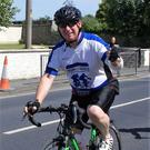 Gerry Tobin (58) was taking part in an annual cycle from Cork to Roscommon on Saturday afternoon to raise money for Epilepsy Ireland when he suffered a suspected heart attack.