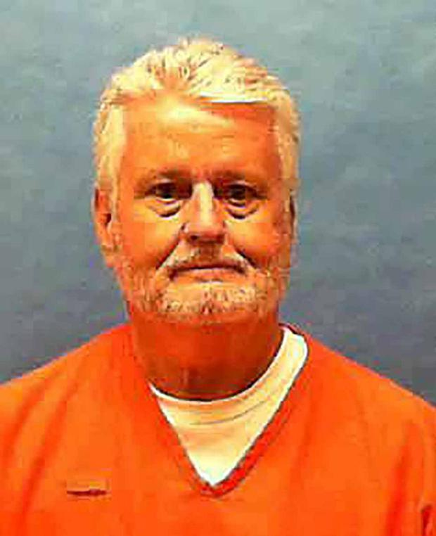 Bobby Joe Long poses for a prison photo at Florida State Prison Florida Department of Corrections/Handout via REUTERS