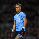 Jonny Cooper has won five All-Ireland titles with Dublin since 2013. Photo by Ray McManus/Sportsfile