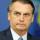 Brazilian president Jair Bolsonaro. Photo: REUTERS/Adriano Machado