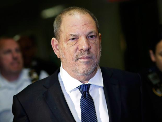 Accused: Harvey Weinstein faces criminal charges despite offer. Photo: AP Photo/Mark Lennihan