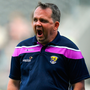 Wexford manager Davy Fitzgerald. Photo: Brendan Moran/Sportsfile