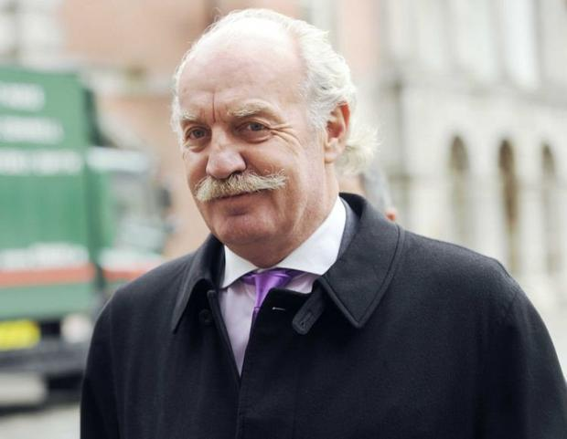 Dermot Desmond: Billionaire financier has contacted the FAI's interim boss. Photo: Laura Hutton/RollingNews.ie