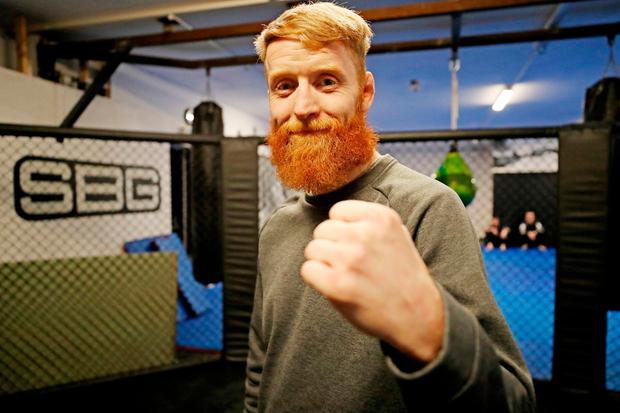 Former Ultimate Fighting Championship (UFC) fighter Paddy