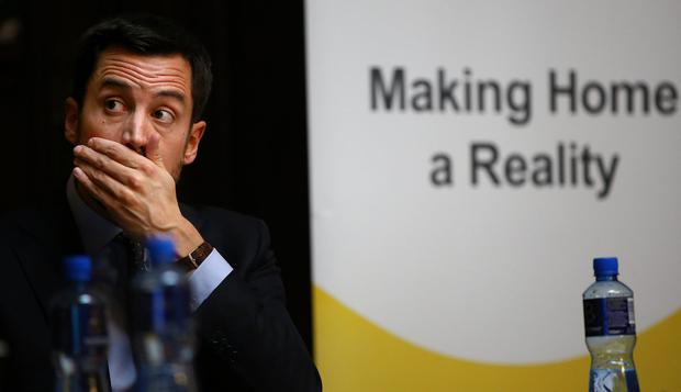 Communal living: Housing minister Eoghan Murphy says it offers an exciting choice for young workers. Photo: Gerry Mooney