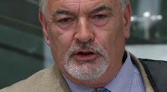 Accused: Ian Bailey. Photo: Collins Courts