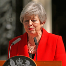 'The analysis is correct that the departure of Theresa May as British prime minister makes greater the likelihood of a more hard-line Brexiteer prime minister, and, it follows, a hard or no-deal Brexit, described by some in Europe as now an