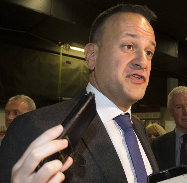 'Even if Leo Varadkar wished to offer a concession on the backstop, so much political capital has been invested in it by EU leaders that backing down would be resisted, by some at least.' Photo: Tony Gavin