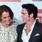 Keeley Hawes 'didn't stop laughing' with Richard Madden in Bodyguard sex scenes (Isabel Infantes/PA)