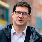 Green Party leader Eamon Ryan. Photo: Tom Burke