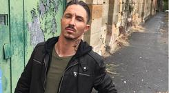 The former Home and Away star is accused of breaking a female police officer's nose